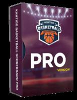KantiGo Basketball Scoreboard Pro 3.5 (License_NonProfit_Option3)