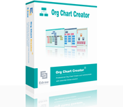 Org Chart Creator Perpetual License boxshot