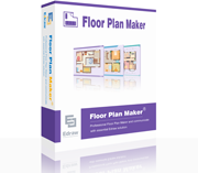 Floor Plan Maker Perpetual License boxshot