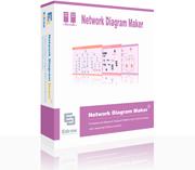 Network Diagram Maker Perpetual License boxshot