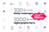 [>5% Off Coupon code] Logo[+]Creator - Instant Download. Standard License.