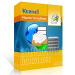 20% OFF Kernel Migrator for Exchange ( 1 - 100 Mailboxes )