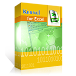 Kernel Recovery for Excel – Corporate License discount coupon