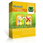 20% OFF Kernel for Outlook Duplicates - Technician Lifetime License
