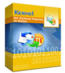 30% OFF Kernel for Outlook Express to Notes - Corporate License