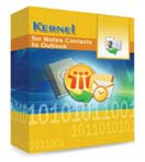 30% OFF Kernel for Notes Contacts to Outlook - Technician License