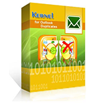 Kernel for Outlook Duplicates – Home User 1 Year License discount coupon