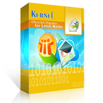 20% OFF Kernel for Notes to Office365 Migration