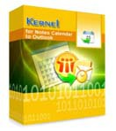 Kernel for Notes Calendar to Outlook – Corporate License discount coupon
