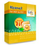 30% OFF Kernel for Lotus Notes to Outlook - Corporate License