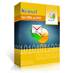 Kernel for EML to PST Conversion – Corporate License discount coupon