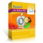 Kernel for OLM to PST Conversion – Corporate License discount coupon
