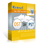 >15% Off Coupon code Kernel for OST to PST - Personal License