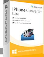 Aiseesoft iPhone Converter Suite boxshot