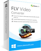 Aiseesoft FLV Video Converter discount coupon