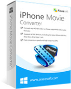Aiseesoft iPhone Movie Converter boxshot