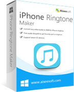 Aiseesoft iPhone Ringtone Maker boxshot