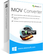 Aiseesoft MOV Converter discount coupon