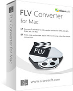 Aiseesoft FLV Converter for Mac discount coupon