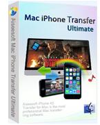 Aiseesoft Mac iPhone Transfer Ultimate boxshot