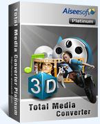 >65% Off Coupon code Aiseesoft Total Media Converter Platinum