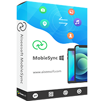 Aiseesoft MobieSync - Up to 3 PCs License