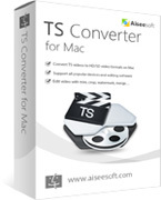 >75% Off Coupon code Aiseesoft TS Converter for Mac