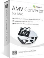 Aiseesoft AMV Converter for Mac boxshot