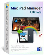 Aiseesoft Mac iPad Manager Ultimate boxshot
