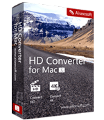 Aiseesoft HD Converter for Mac boxshot
