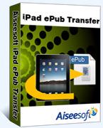 Aiseesoft iPad ePub Transfer boxshot