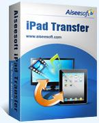 Aiseesoft iPad Transfer boxshot