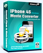 >75% Off Coupon code Aiseesoft iPhone 4S Movie Converter