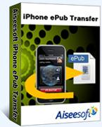 Aiseesoft iPhone ePub Transfer boxshot
