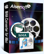 Aiseesoft M4A Converter for Mac discount coupon