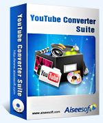 Aiseesoft Youtube Converter Suite boxshot