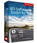 Aiseesoft BD Software Toolkit for Mac boxshot