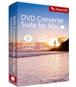 Aiseesoft DVD Converter Suite for Mac boxshot