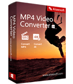 Aiseesoft MP4 Video Converter boxshot