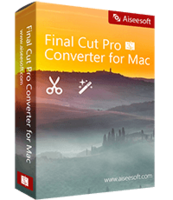 Aiseesoft Final Cut Pro Converter for Mac