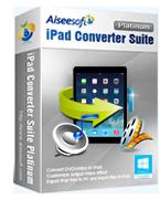 Aiseesoft iPad Converter Suite Platinum discount coupon