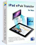 Aiseesoft iPad ePub Transfer for Mac discount coupon