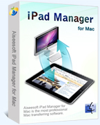 Aiseesoft iPad Manager for Mac boxshot