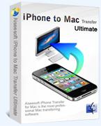 Aiseesoft iPhone to Mac Transfer Ultimate boxshot