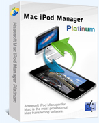 Aiseesoft Mac iPod Manager Platinum boxshot