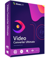 Aiseesoft Video Converter Ultimate boxshot