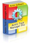 AnVir Task Manager Pro (1 year of updates inluded) discount coupon