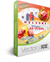 Casino Gambling Vector Pack – VectorVice discount coupon