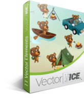 Bear Vector Pack – VectorVice discount coupon
