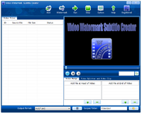 >40% Off Coupon code Video Watermark Subtitle Creator Standard Edition